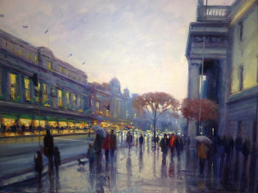 Norman Teeling O'Connell Street Dublin