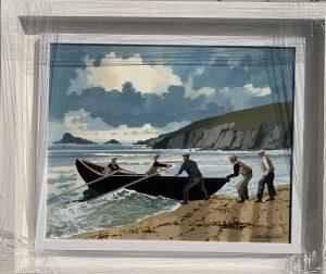 Landfall, Slea Head, Co. Kerry by John Skelton